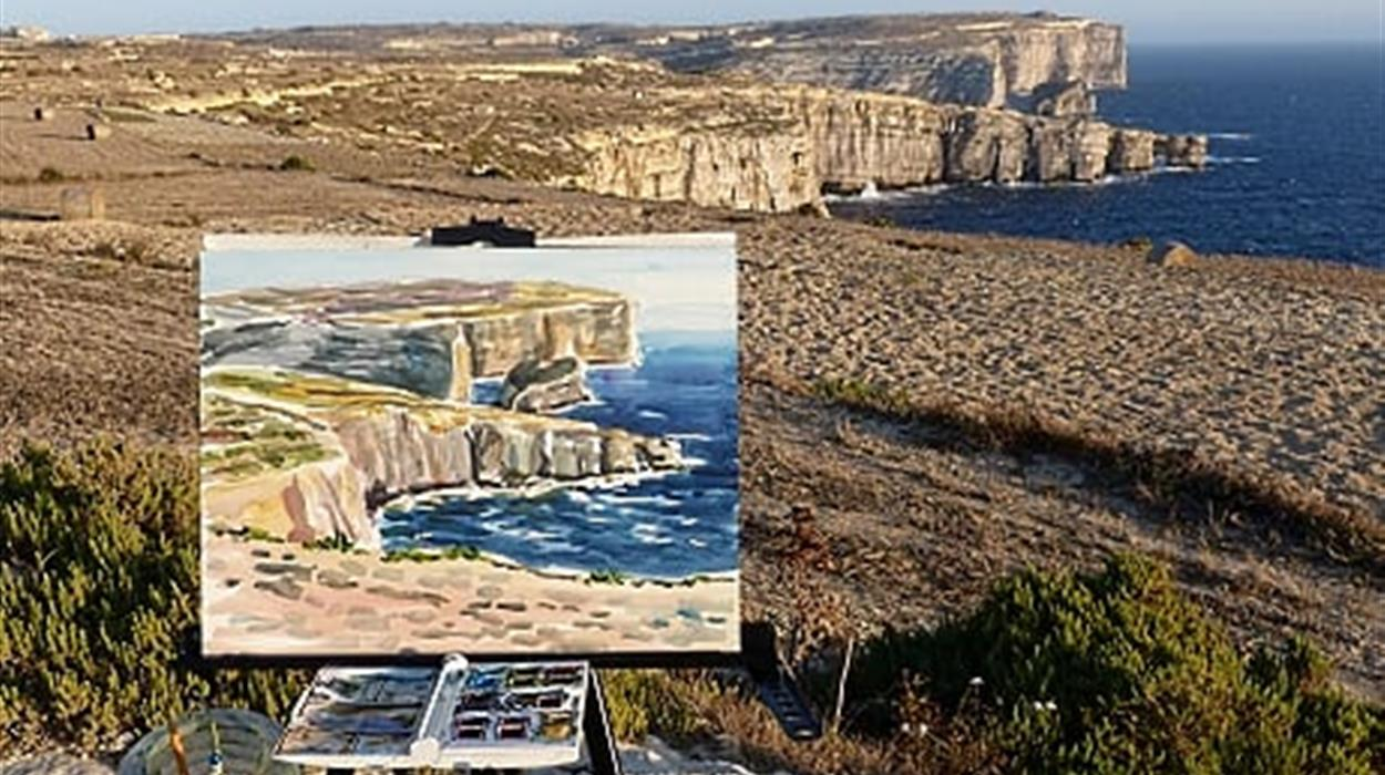 Gozo Painting Holidays
